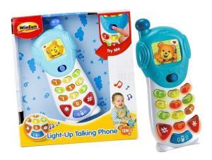 Celular de brinquedo para divertir as crianças