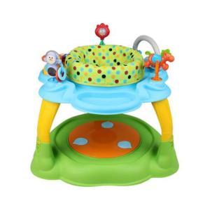Centro de atividades também ajuda o bebê a aprender, brincando