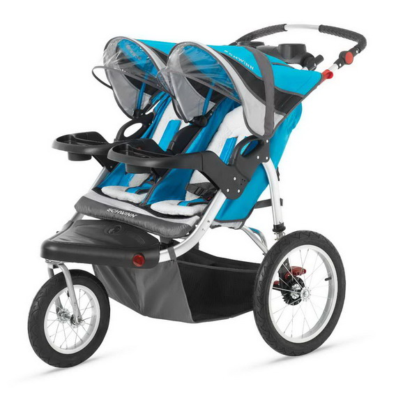 Schwinn Discover Double Jogging Stroller Review Baby Kids Hq