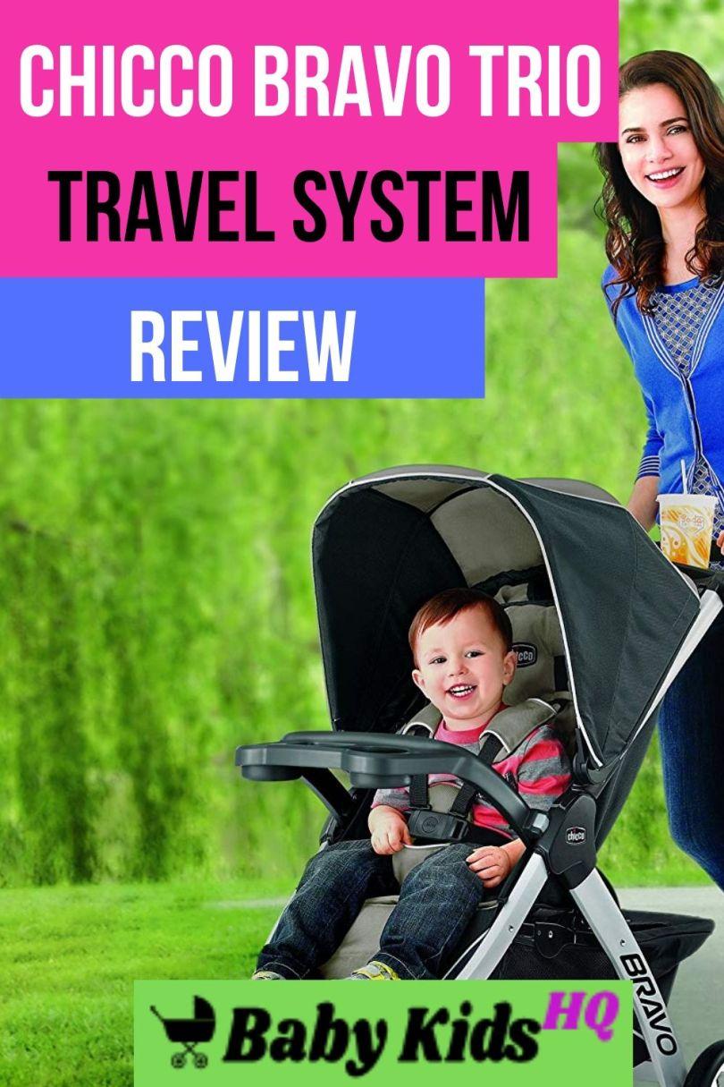 Chicco Bravo Trio Travel System Review