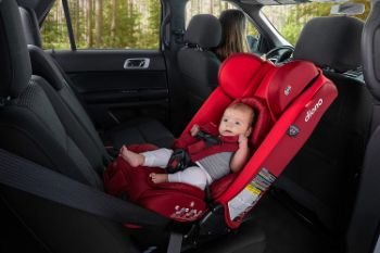 Diono Radian 3RXT Latch All-in-One Convertible Car Seat, Review 2