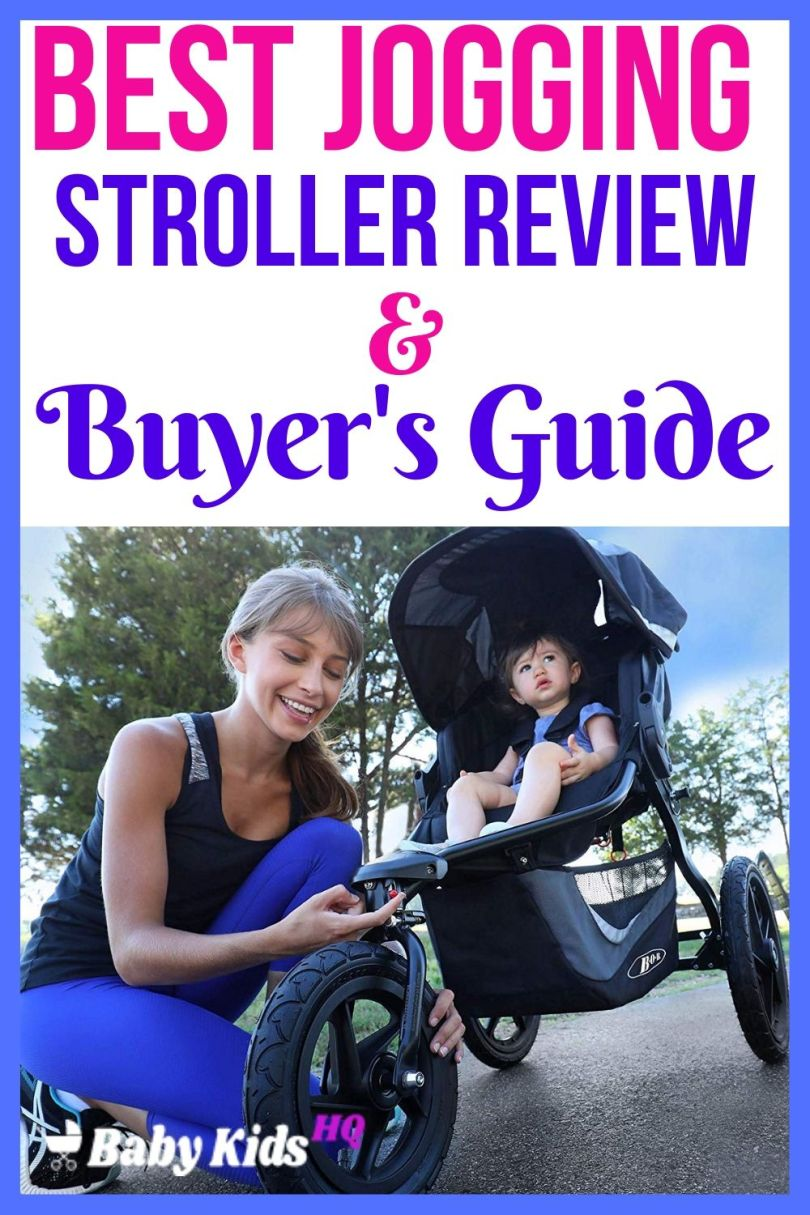 Best Jogging Stroller Review And Buyer's Guide.