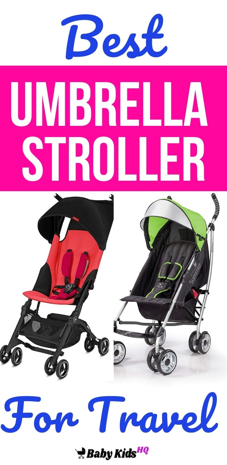 Best Umbrella Stroller For Travel Review And Buyer's Guide. 12