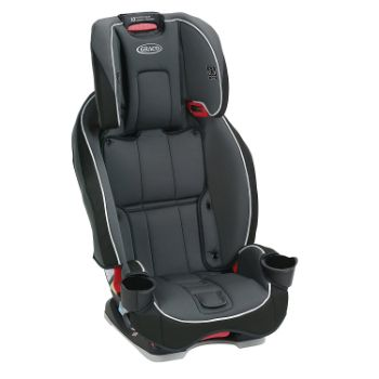 Graco SlimFit 3 In 1 Convertible Car Seat Review