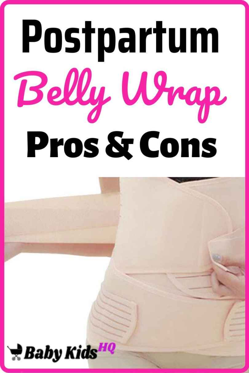 Having a baby is the most glorious experience and the post-pregnancy belly wrap helps your body gain its natural shape quicker. The postpartum belly wrap helps you to deal with the swelling associated with the trauma this area experiences.