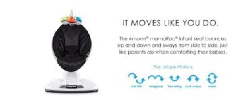 4moms Mamaroo Bouncer Movement