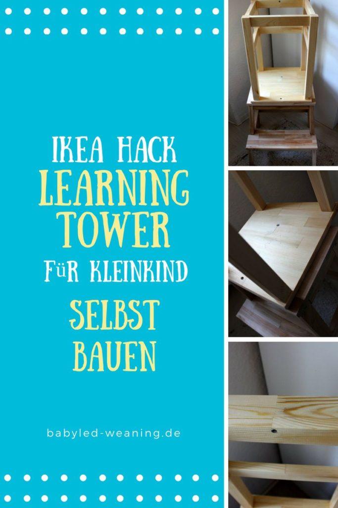 Lernturm Ikea Hack Anleitung Zum Learning Tower Selber