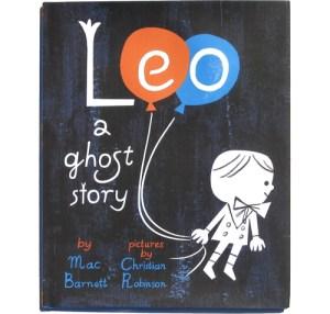 Leo book cover