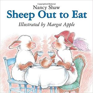 Sheep Out to Eat book cover
