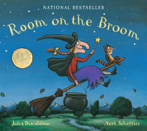 Cover of Room on the Broom