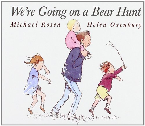 We're Going on a Bear Hunt feature