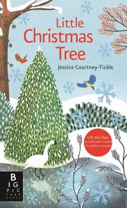Cover of Little Christmas Tree by Jessica Courtney Tickle