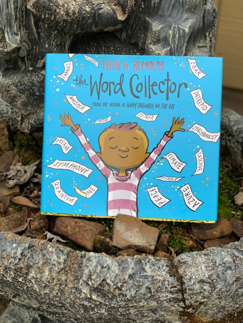 Cover of The Word Collector by Peter H. Reynolds