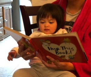 Tilly and Hug This Book