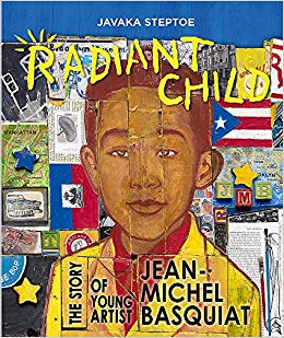 Cover of Radiant Child by Steptoe