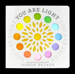 Cover of You Are Light by Aaron Becker