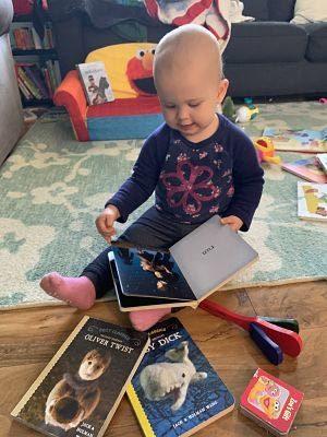 Marian reads Cozy Classic: Les Miserables