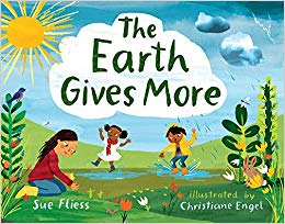 The earth gives more by Fleiss cover