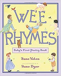 Cover of Wee Rhymes by Yolen