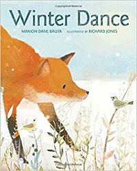 Cover of Winter Dance by Bauer