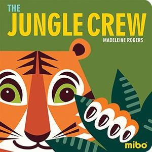 Cover of The Jungle Crew by Rogers