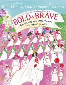Cover of Bold and Brave