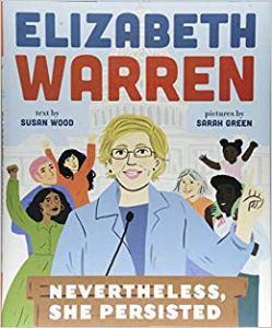 Cover of Elizabeth Warren: She Persisted
