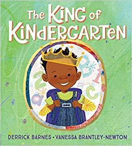 Cover of The King of Kindergarten