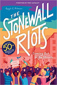 Cover of The Stonewall Riots by Pitman
