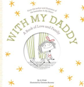 Cover of With my Daddy by Witek