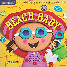 Cover of Indestructibles: Beach Baby