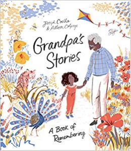 Cover of Grandpa's Stories by Coelhe