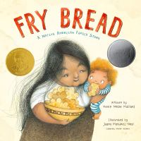 Cover of Fry Bread by Maillard