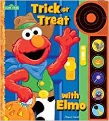 Cover of Trick or Treat with Elmo