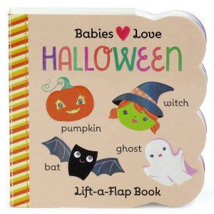 Cover of Babies Love Halloween