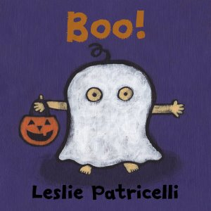 Cover of Boo! by Patricelli