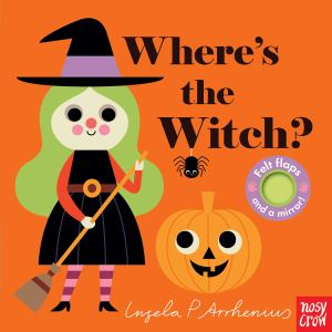 Cover of Where's the Witch by Arrhenius