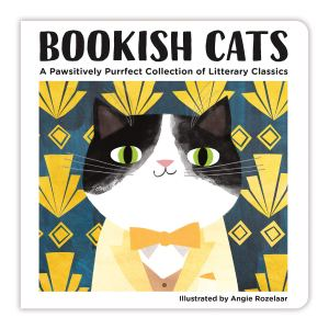 Cover of bookish-cats-rozelaar