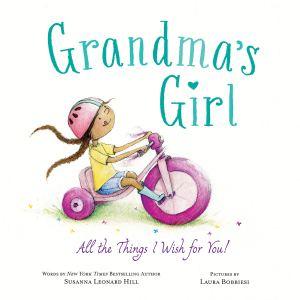 Cover of grandma's-girl-hill