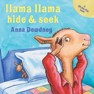 Cover of llama-llama-hide-and-seek-dewdney