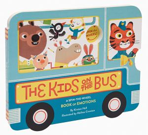 cover of the-kids-on-the-bus-hall