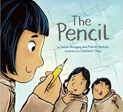 Cover of The Pencil by Avingaq