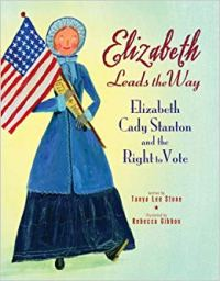 cover of elizabeth leads the way