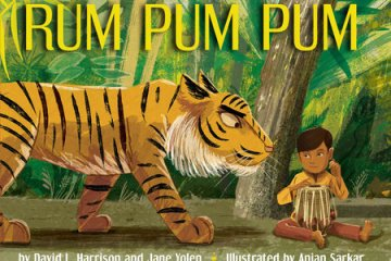 Cover of Rum Pum Pum by Harrison and Yolen
