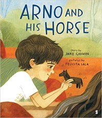Book cover of Arno and his horse