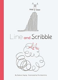 Cover of Line and Scribble