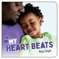 Book cover of My Heart Beats by Singh