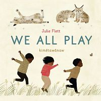 Cover of We All Play by Flett
