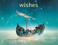 Cover of Wishes by Van