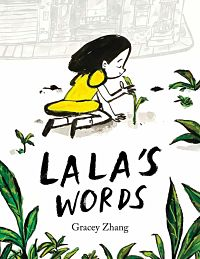 Book cover of Lala's Words by Zhang